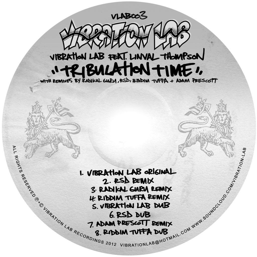 """""""Tribulation Time"""" – Linval Thompson at Vibration Lab"""