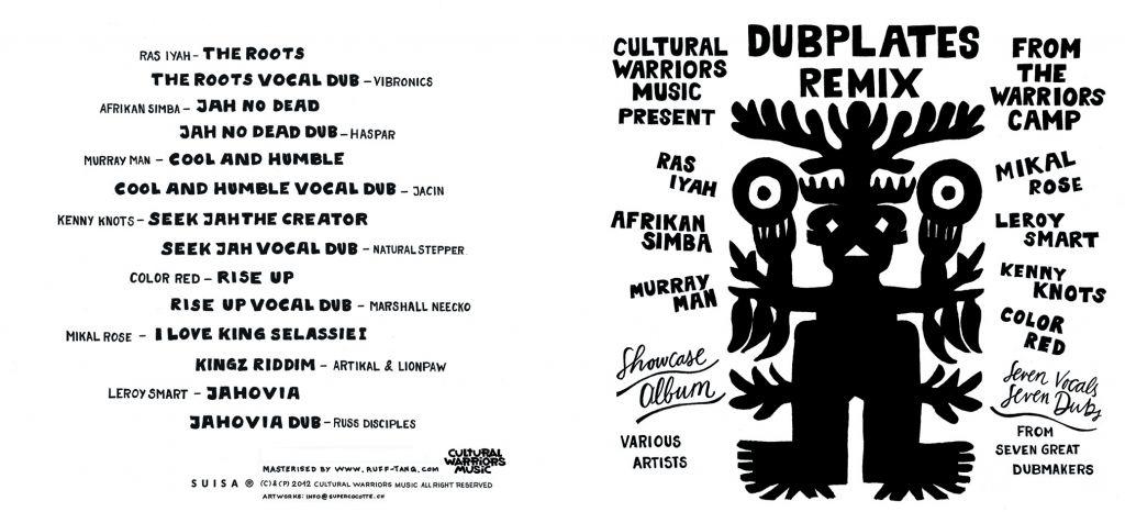 Cultural Warriors – Dubplates Remix