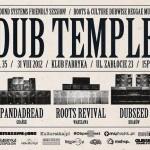 DUB TEMPLE # 35 – 3 soundsystemy w jednym miejscu!