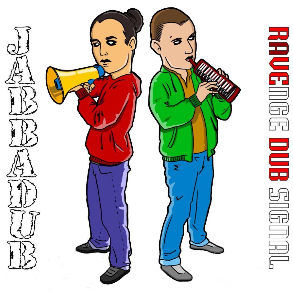 "Jabbadub ""Ravenge Dub Signal"""