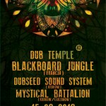 Dub Temple #43 z Blackboard Jungle / 15.03.2013 / Kraków