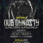 DUB DYNASTY – video raport z urodzin dub senses i dubmassive.org