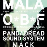 Dub Club Trójmiasto #2: Mala, OBF, Pandadread Sound System, Mack – 27.09.2013 / Sopot