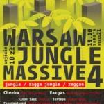 Warsaw Jungle Massive #4 // 19.10.2013 // Warszawa