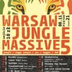 Warsaw Jungle Massive #5 // 08.11.2013 // Warszawa