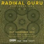 "Radikal Guru – ""Subconscious"" (CD/LP)"