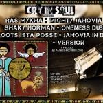 Ras Mykha – Mighty Jahovia (10″)