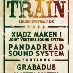 Dub Club Trójmiasto – Zion Train, Joint Venture, Pandadread Sound System // 11.01.2014 // Sopot