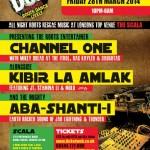 University of Dub – Channel One, Kibir La Amlak, Aba-Shanti-I // 28.03.2014 // London