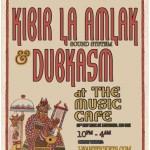 Dubkasm x Kibir La Amlak // 07.06.2014 // Leicester