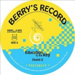 "Berry's Records – ""Education is the key"" (7"")"