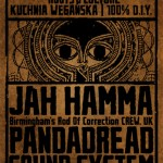Dub Mass XVII: Jah Hamma feat. Cheshire Cat (UK) + Pandadread Sound System // 30.08.2014 // Gdynia