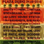 Dub Sound Camp // 29.09-31.08 // Plaża Dębki