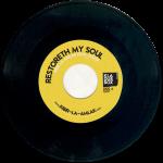"Kibir La Amlak & Maija – ""Restoreth My Soul"" (7"")"