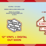 """B-No ft. Trevor Junior – """"People Are Changing"""" (Cubiculo Records)"""