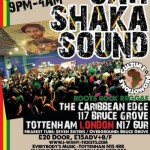 Jah Shaka Sound System In Session // 12.12.2014 // London
