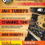 University of Dub presents Roots Dance Rockers // 21.11.2014 // London