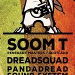 Dub Club Trójmiasto – Soom T, Dreadsquad // 16.01.2015 // Sopot