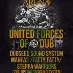 Dub Arena #1 United Forces of Dub, Dubseed Sound System, Steppa Warriors, Cool Operator Sound System // 22.05.2015 // Wrocław