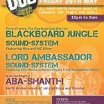University of Dub – Roots Dance Solid // 29.05.2015 // London