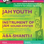 University of Dub – Roots Dance Blessings // 26.06.2015 // London