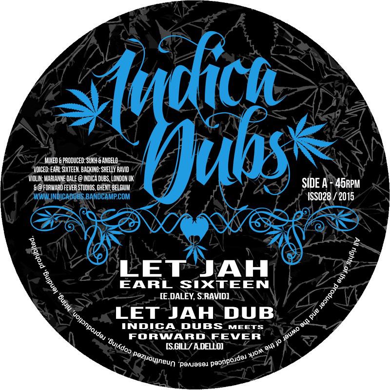 "Indica Dubs – ""Let Jah"""