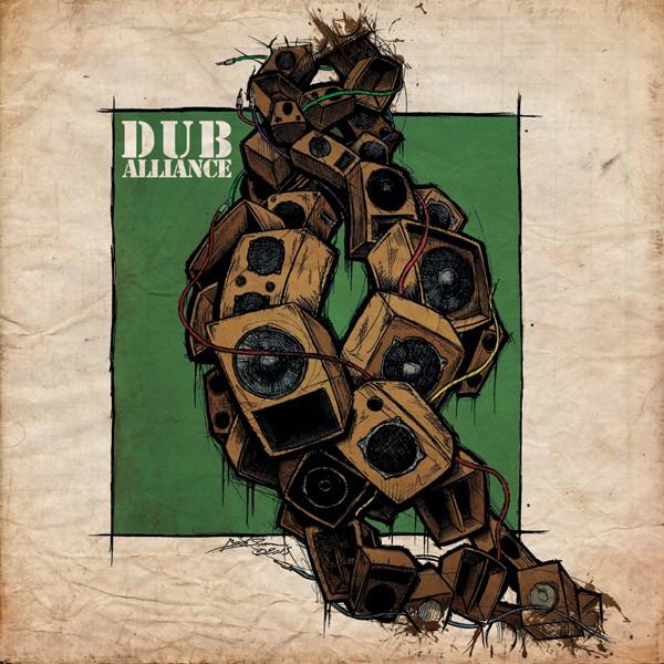 "Kompilacja od Vinyl It – ""Dub Alliance"""