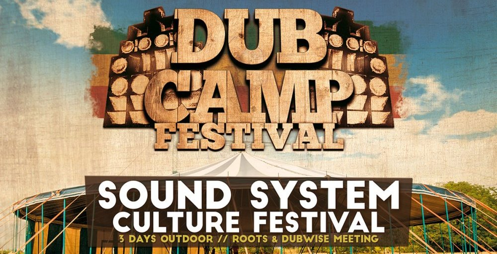 Dub Camp Festival // 10-12.07.2015 // Le Pellerin, Francja