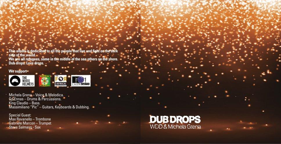 """Wicked Dub Division & Michela Grena – """"Dub Drops"""""""