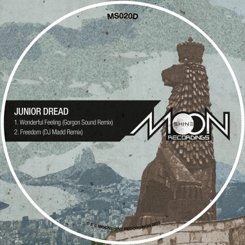 "Junior Dread – ""Wonderful Feeling"" (Gorgon Sound ) / ""Freedom"" (DJ Madd)"
