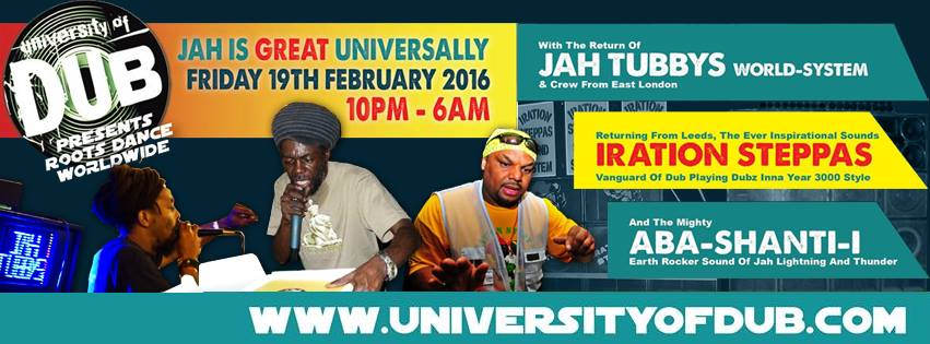 University of Dub // 19.02.2016 // London