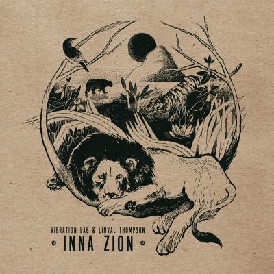 """Moonshine Steppas – """"Inna Zion"""""""