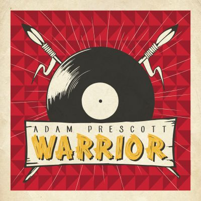 "[Release Info] Adam Prescott – ""Warrior"" LP – Reggae Roast Records"