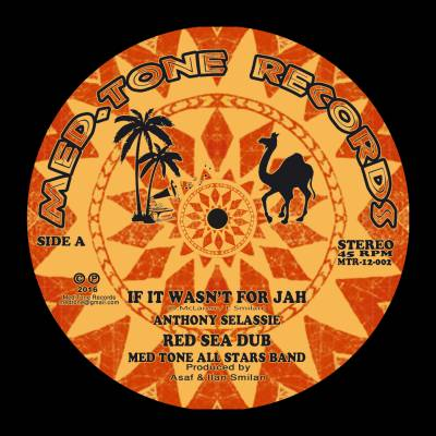 "[Recenzja] ""If It Wasn't For Jah"" – Anthony Selassie / ""Politician"" – Ranking Joe (Med Tone Records)"