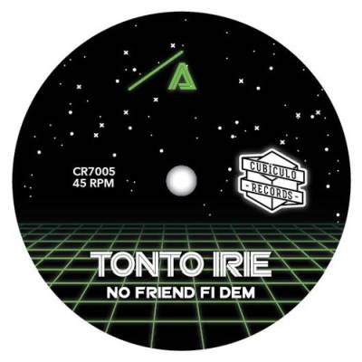 "[Info o wydawnictwie] ""No Friend Fi Dem"" – Tonto Irie, ""Ripper Riddim"" – Naram and Art / (Cubiculo Records)"