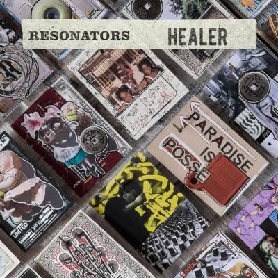 "[Info o wydawnictwie] ""Healer"" – Resonators (Wah Wah 45s)"