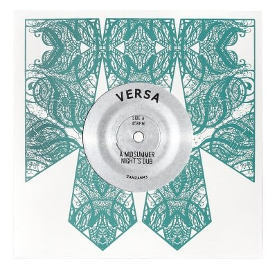 "Versa – ""A Midsummer Night's Dub"" / Versa & Rowl ""Trimorphic"" (ZamZam Sounds)"