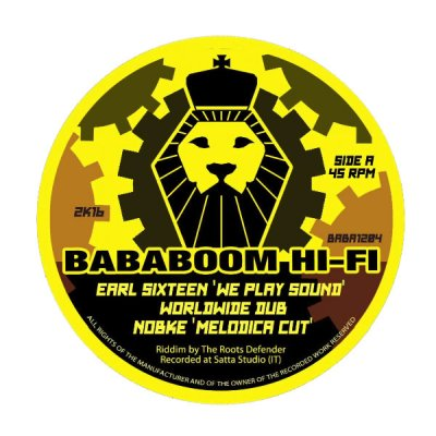 "[Review] Bababoom Hi Fi – ""We Play Sound"" ft. Earl Sixteen / ""Life On Line"" ft. I-Mitri"