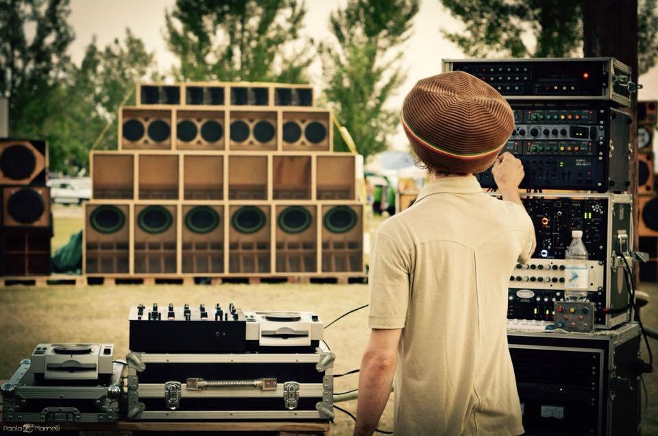 [Impreza] Dub Temple #84 – Imperial Sound Army Full Sound System // 24.09.2016 // Kraków