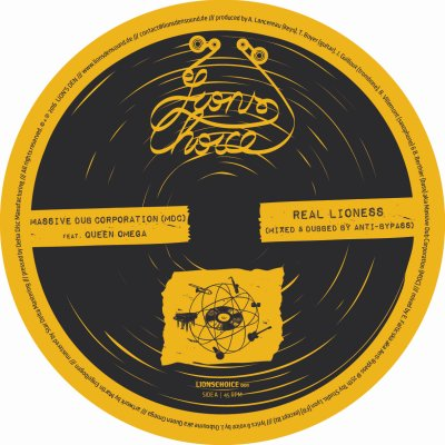 [Review] Massive Dub Corporation (MDC) feat. Queen Omega – Real Lioness (Lion's Den)]