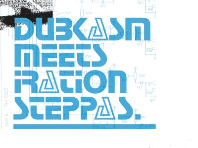 "[Review] Dubkasm  meets Iration Steppas – ""CM4400 EP"" (Dubkasm Records)"