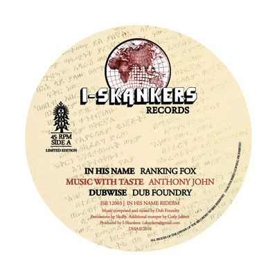 "[Review] I-Skankers – ""In His Name"" (I-Skankers Records)"