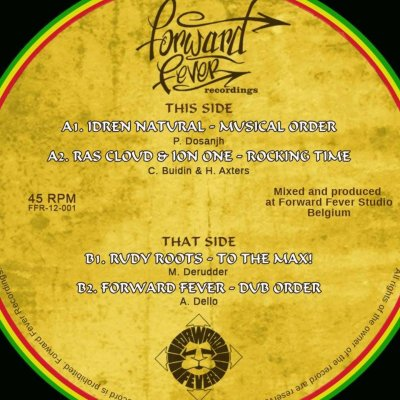 "[Review] ""Musical Order"" / ""Rocking Time"" / ""To The max!"" / ""Dub Order"" (Forward Fever Recordings)"
