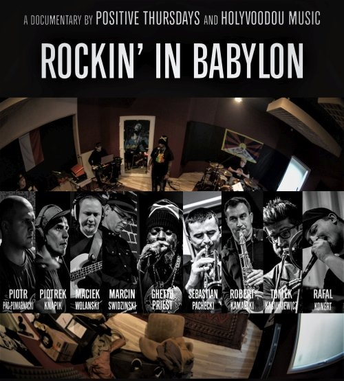 Rockin' in Babylon with Ghetto Priest & Positive Thursdays in Dub