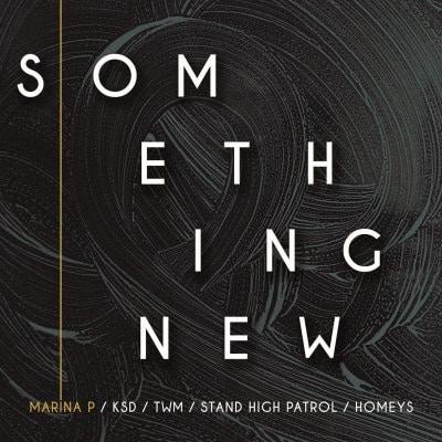 "[Review] Marina P/KSD/Stand High Patrol/TWM/Homeys – ""Something New EP"" (Homeys Records)"