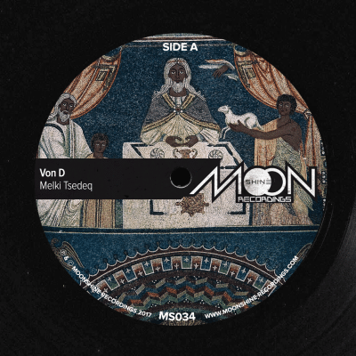 "[Review] Von D – ""Melki Tsedeq"" / ""Trip To Atlantis"" (Moonshine Recordings)"