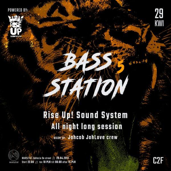 [Impreza] Bass Station #5 / 29.04.2017 / Kraków