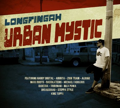"[Review] Longfingah – ""Urban Mystic"" (GuerillJah Productions)"