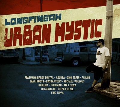 "[Review] Longfingah – ""Urban Mystic"" (GuerillJah Productions)"