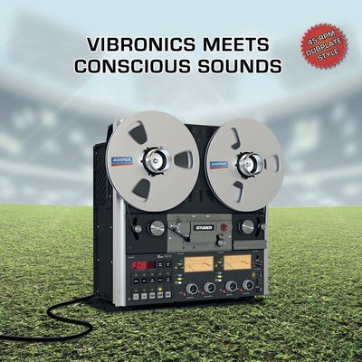"[Review] Vibronics Meets Conscious Sounds – ""Blaze A Fire"" EP (Scoops Records)"